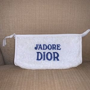 Dior Terry Cosmetic Case